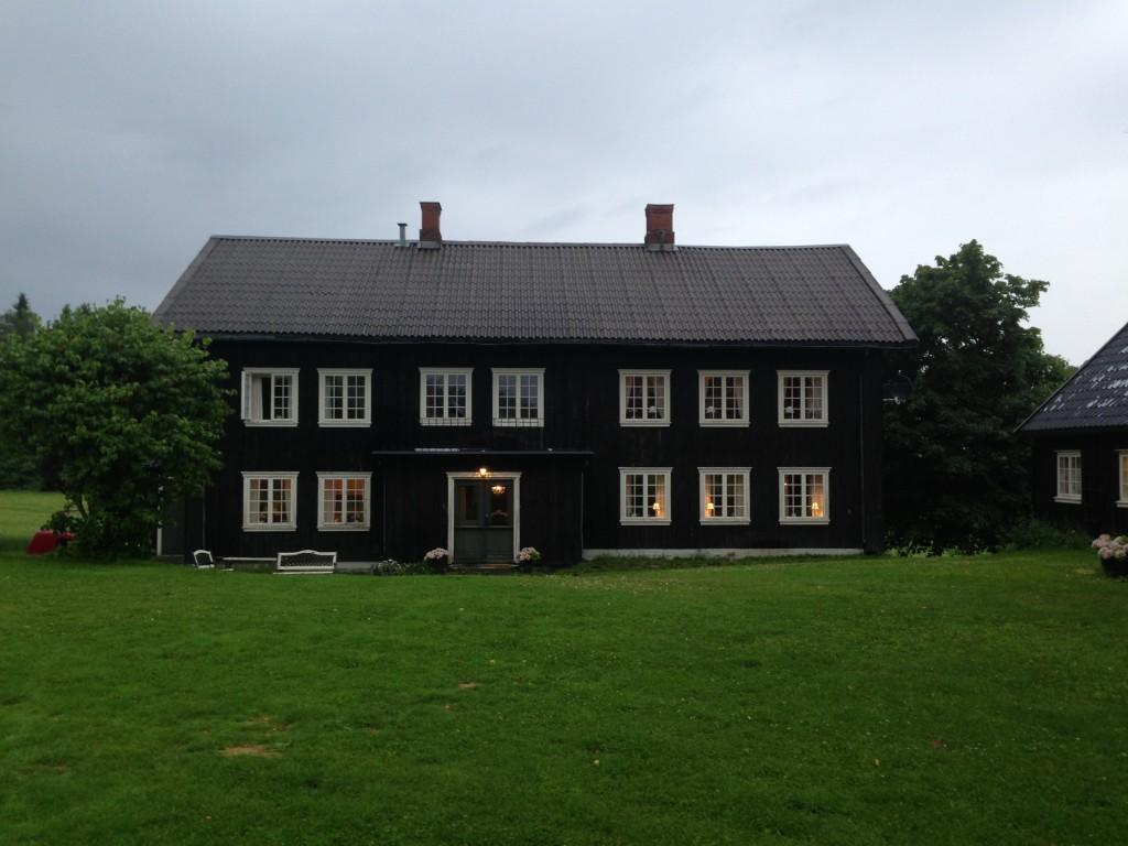 Hovedhuset - Stokke Nedre Gård