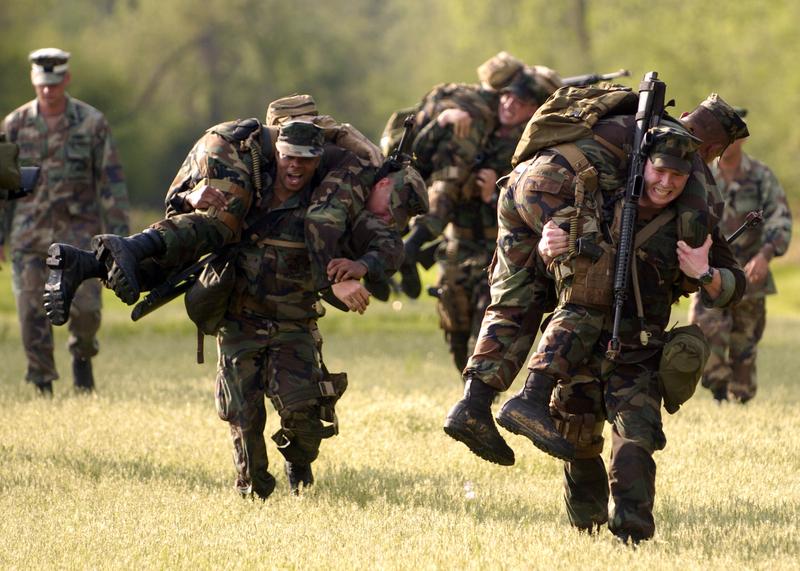 the army crew team summary